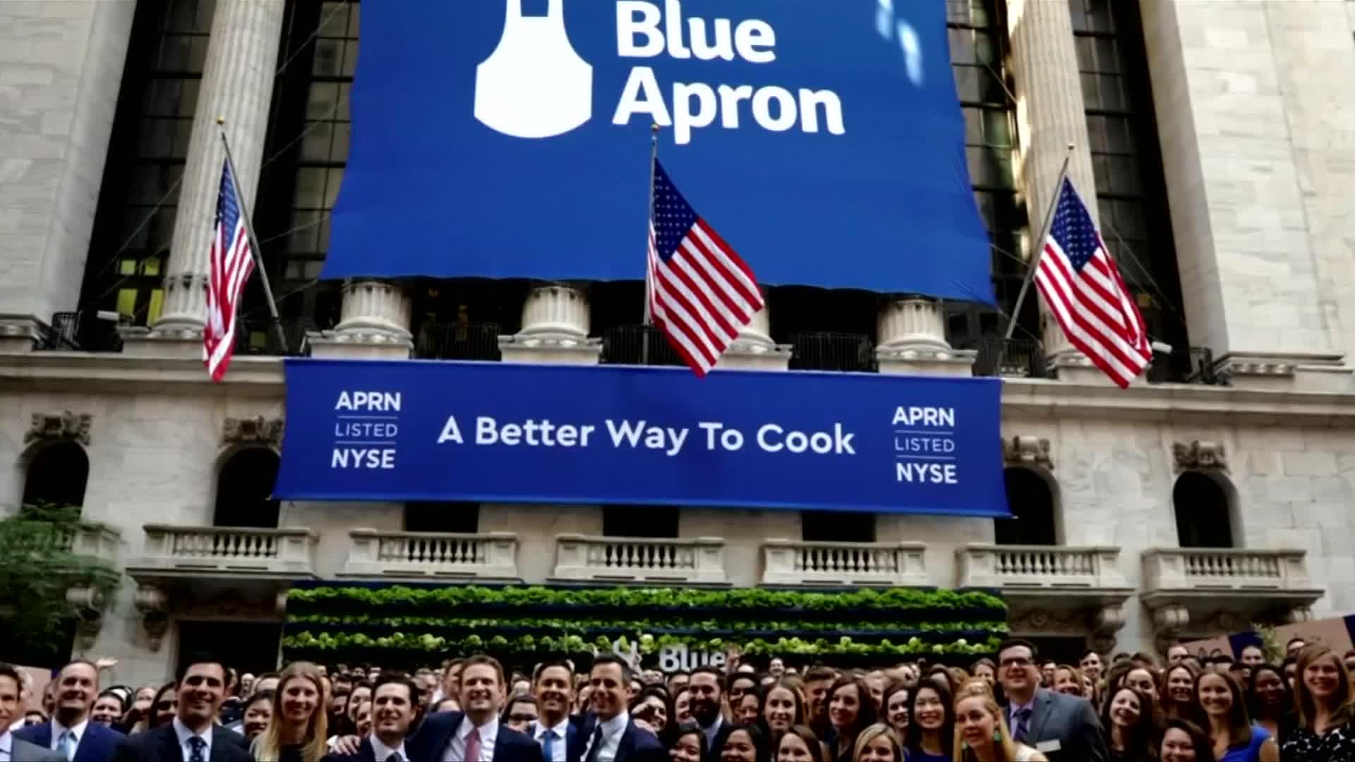 Blue apron ipo bank
