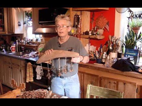 Maine woman selling artwork made from moose poop