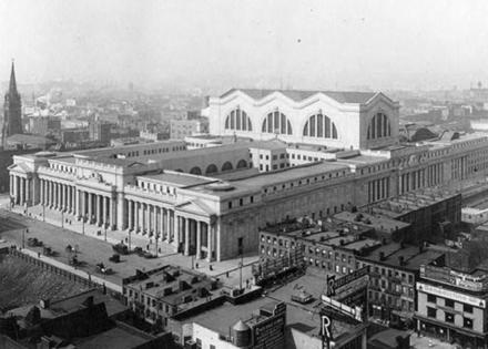 History of Stations // Wikicommons