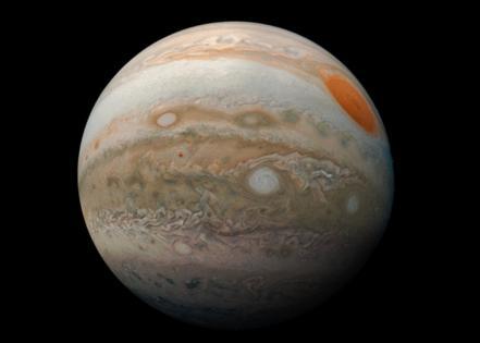 NASA/JPL-Caltech/SwRI/MSSS/Kevin M. Gill