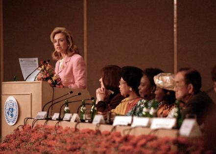 Sharon Farmer NARA // Wikimedia Commons