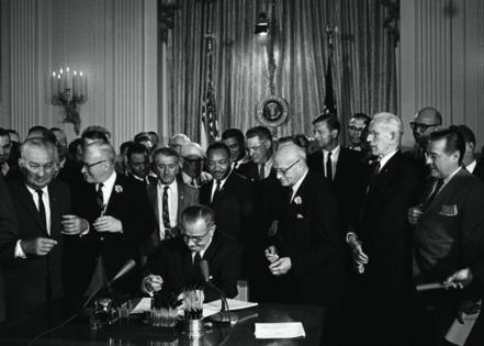 Cecil Stoughton/White House Press Office // Wikimedia Commons