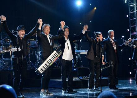 Kevin Mazur/WireImage for Rock and Roll Hall of Fame // Getty Images