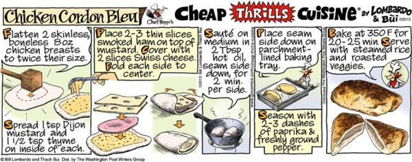 Cheap Thrills Cuisine Cartoon for May/18/2013