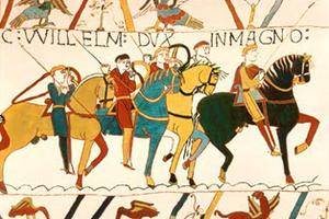 Tapestry of the Battle of Hastings