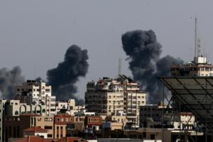 MAHMUD HAMS/AFP/TNS