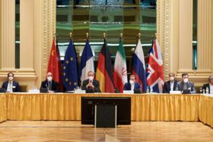 Handout 2021 EU Delegation in Vienna/Getty Images Europe/TNS