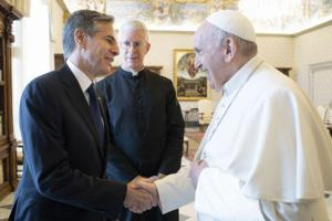 Vatican Media/IPA/IPA via ZUMA Press/TNS