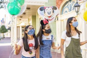 Walt Disney World Resort/Getty Images North America/TNS