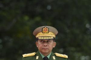 YE AUNG THU/AFP/TNS