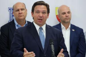 Ricardo Ramirez Buxeda/Orlando Sentinel/TNS