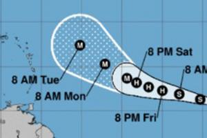 National Hurricane Center/National Hurricane Center/TNS