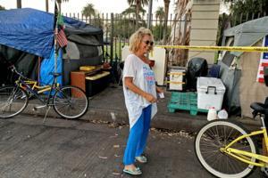 Carla Hall/Los Angeles Times/TNS