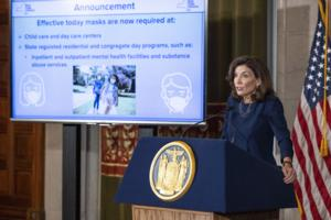 Mike Groll/Office of Governor Kathy Hochul/TNS