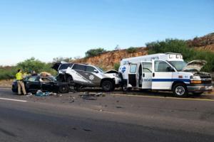 Arizona Department of Public Safety/TNS/TNS