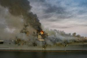 MC2 Austin Haist/U.S. Navy/U.S. Navy/TNS