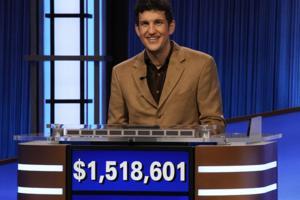 Courtesy Jeopardy Productions, Inc./TNS/TNS
