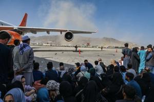 Wakil Kohsar/AFP/AFP/TNS