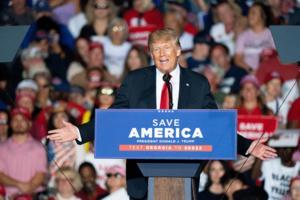 Sean Rayford/Getty Images North America/TNS
