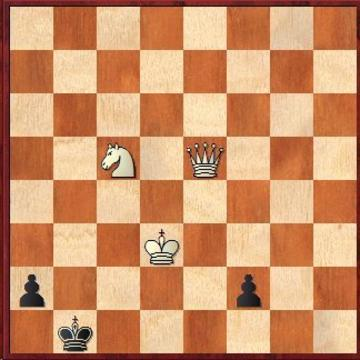 White to Play and Mate in Three