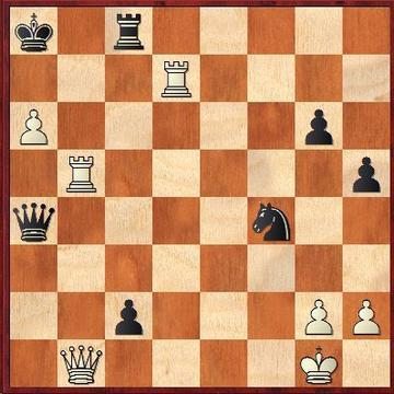White to Play and Mate in Four
