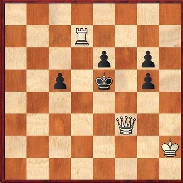 White to Play and Mate in Three or Four!